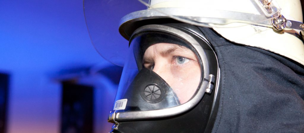Atemschutzgeräteträger