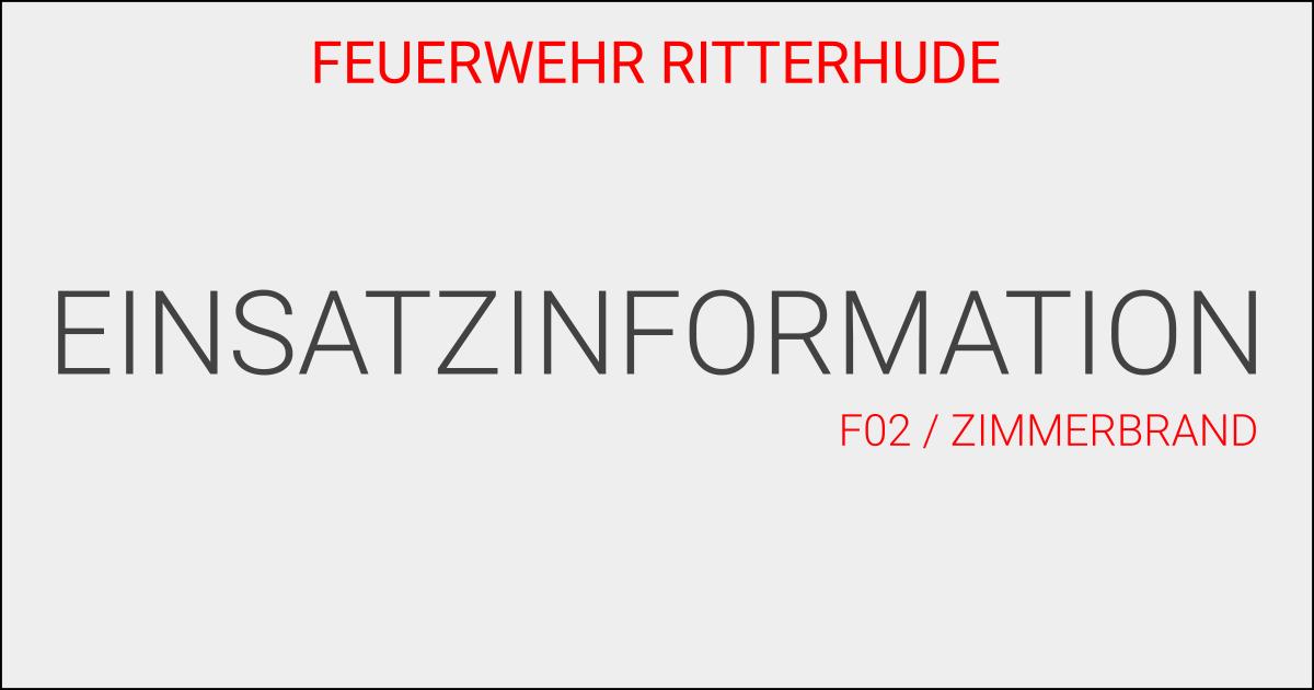 F02/Zimmerbrand